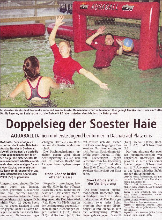 Soester Anzeiger vom29.01.14