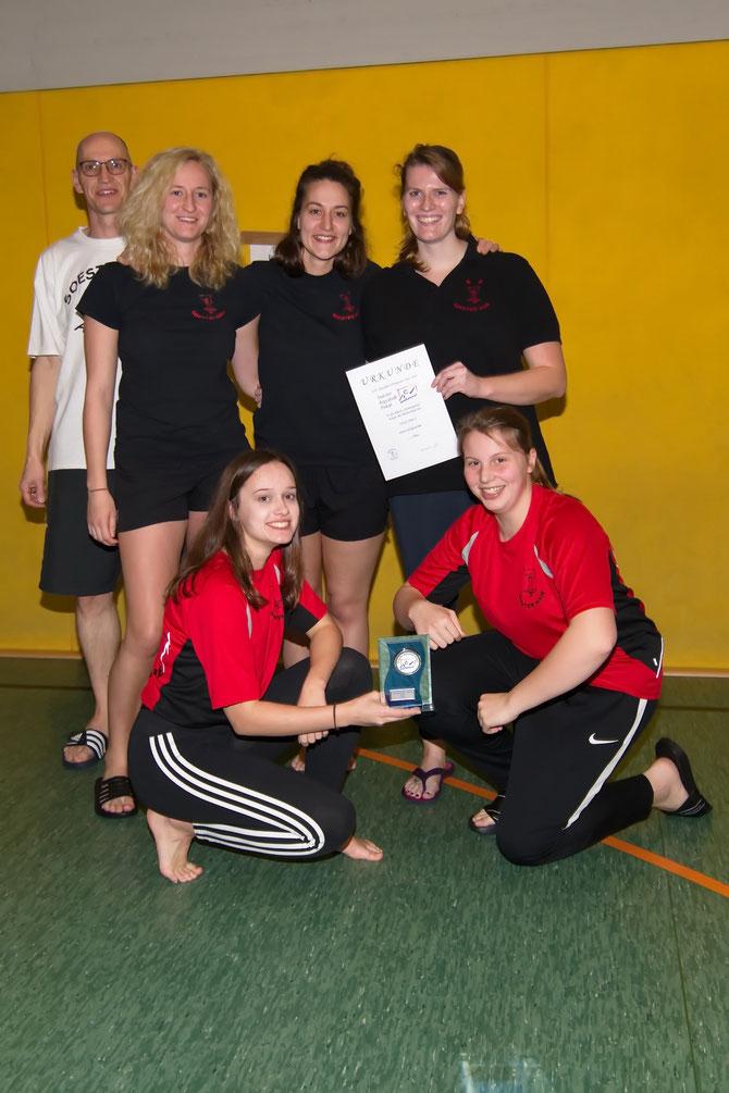 Sieger CT 2019 Soest  Soester Haie Damen 1