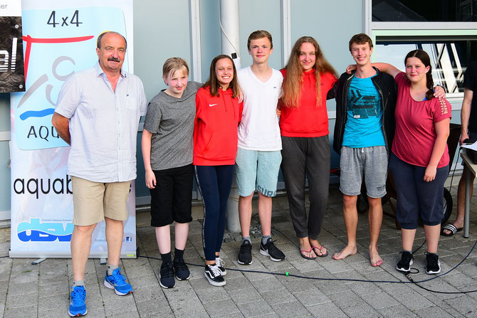 Soester Haie Jugend Team Blau CT18 Dachau