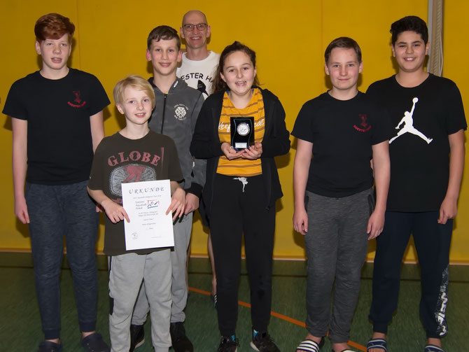 Sieger CT 2019 Soest Soester Haie Youngster