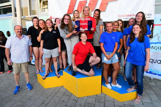 Deutscher Meister 2018 Soester Haie