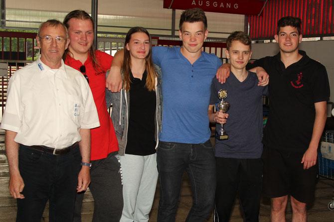 Soester Haie Jugend 1.ter Platz Mainz 2016