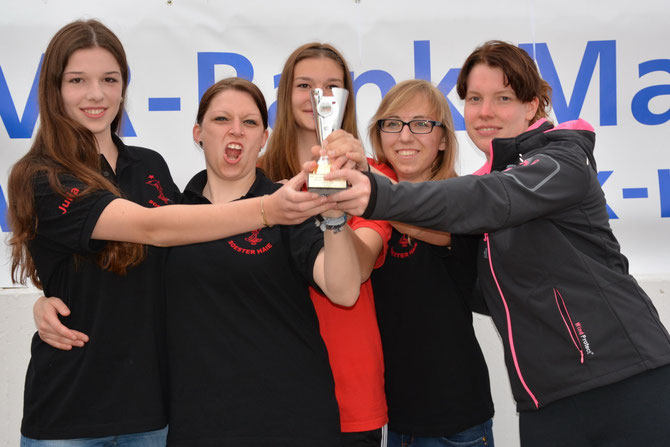 Damen1 Mainz 2014