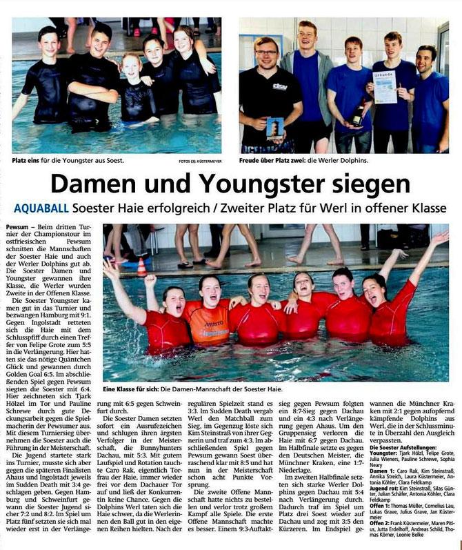 Soester Anzeiger vom 26.03.19