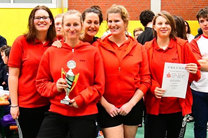 Damensieger Soester Haie 1 Soest 2018