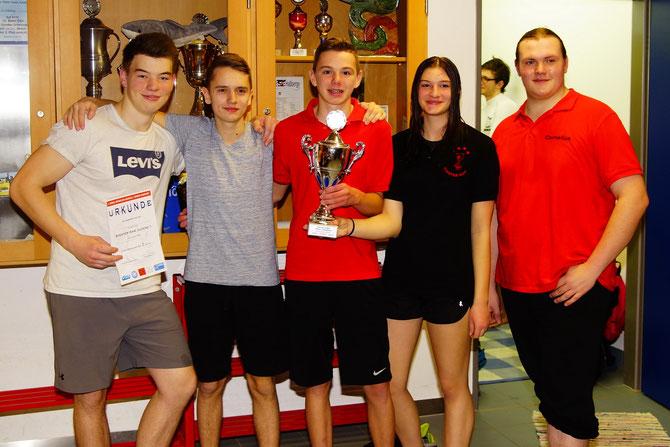 Turniersieger Soester Haie Jugend 1 Haßfurt 2016-17