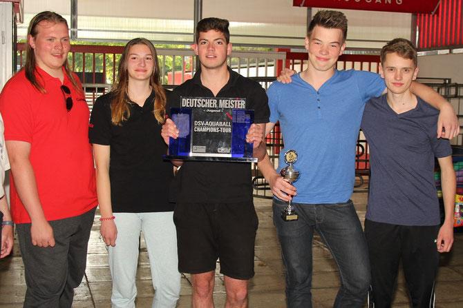 Deutscher Meister 2016 Soester Haie Jugend