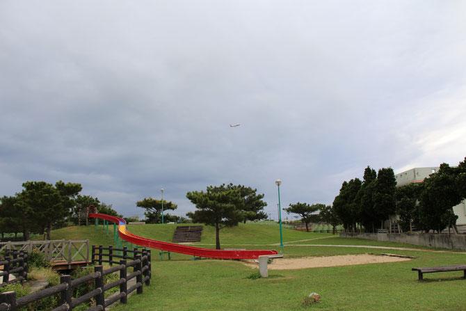 宮古島 下地支所 公園