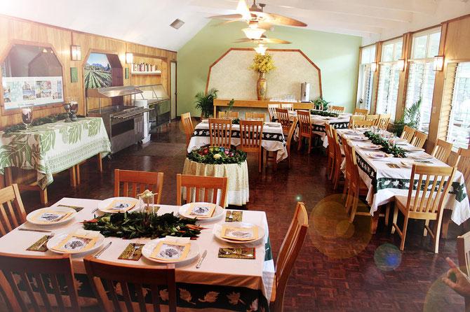 ハワイ カフマナファーム&カフェ