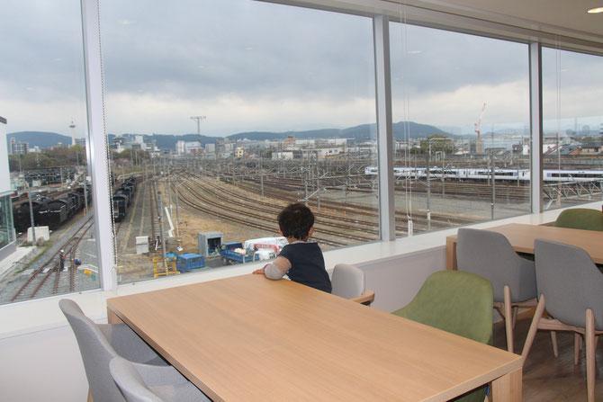 京都鉄道博物館 京都 子鉄