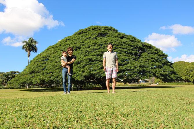 ハワイ モアナルア・ガーデン