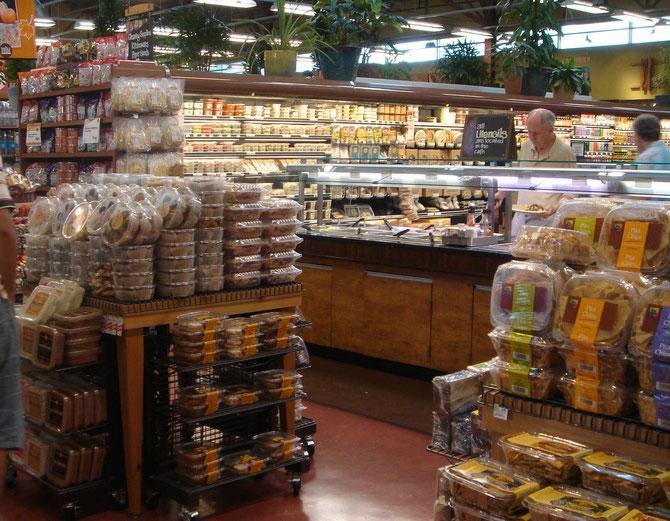 ホールフーズマーケットは現在ホノルルとカイルアに2店舗ある