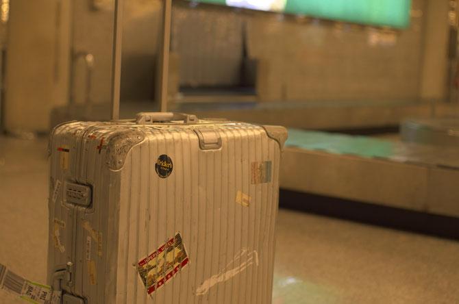 スーツケース宅配 旅のコツ