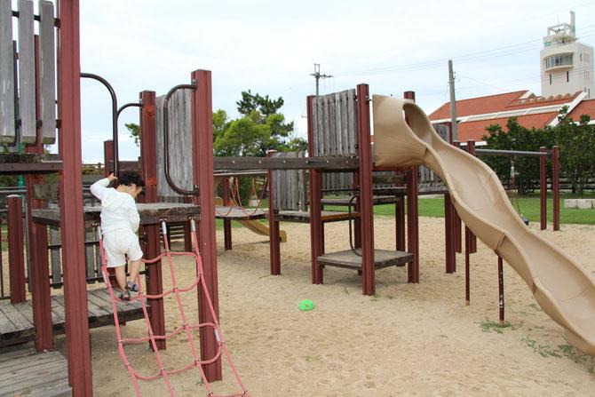 宮古島 公園 下地支所