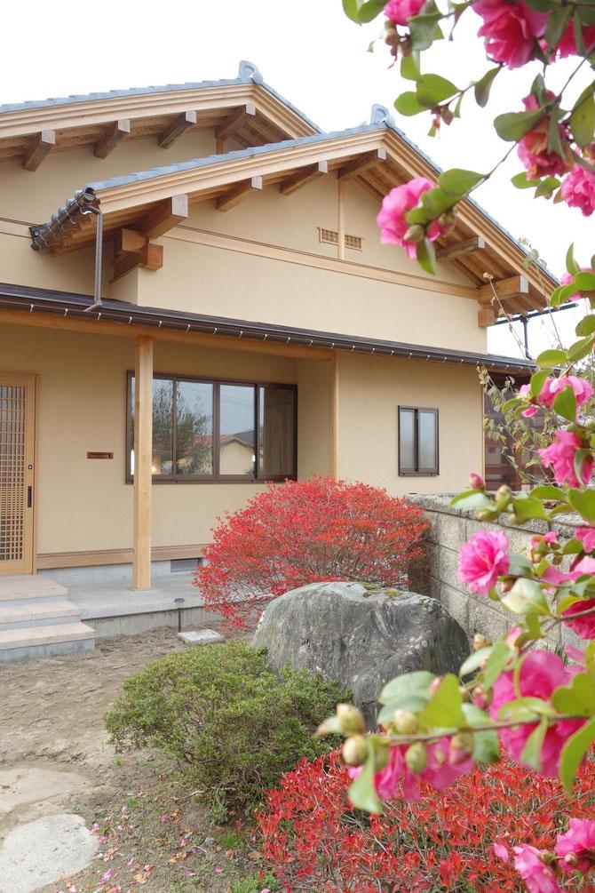 大江山の家(京和風・数寄屋の家)