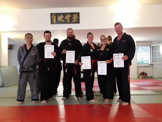 Hapkido Seminar 2020 in Affoltern am Albis