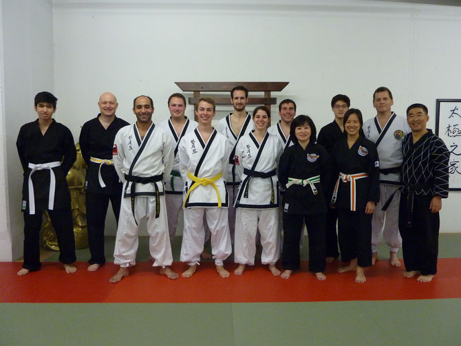 Hapkido/Hanmudo Seminar