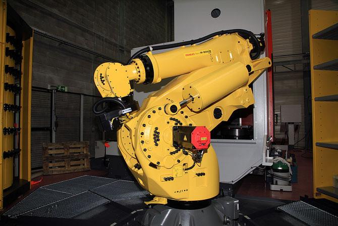 Roboter mit 650kg Traglast