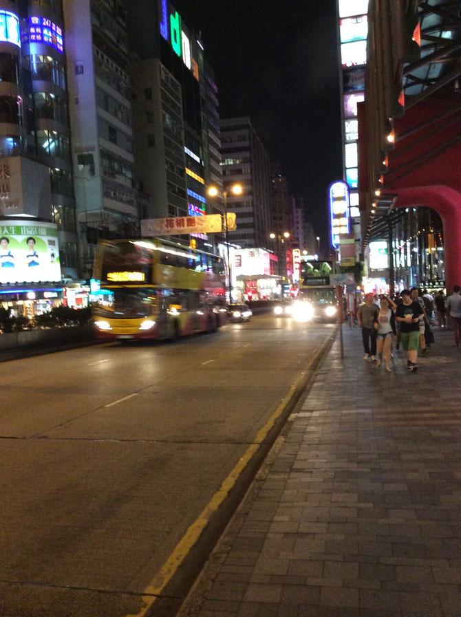 香港のありがちな風景