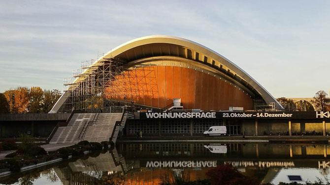 Kongreßhalle im Großen Tiergarten