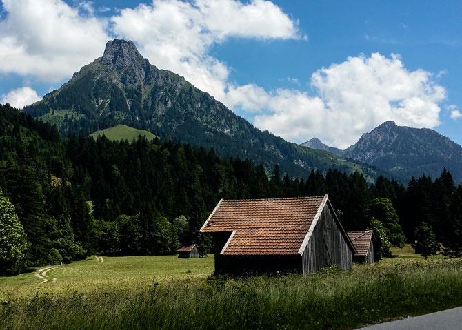 Aggenstein, 1.987 m