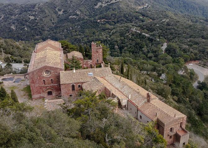 Castell D' Escornalbou