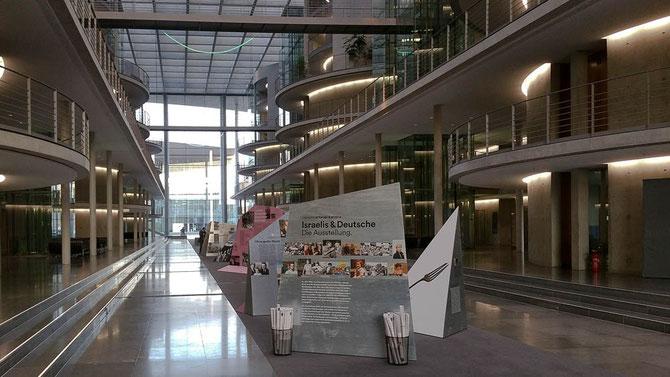 Aktuelle Ausstellung im Paul-Löbe-Haus