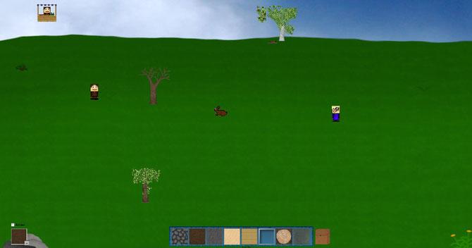 Ein etwas aktuellerer Screenshot, repräsentiert aber nicht die aktuelle Version