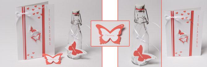 Serie Butterfly