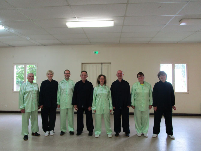 La Team ANCRE DE CHINE de FREMAINVILLE