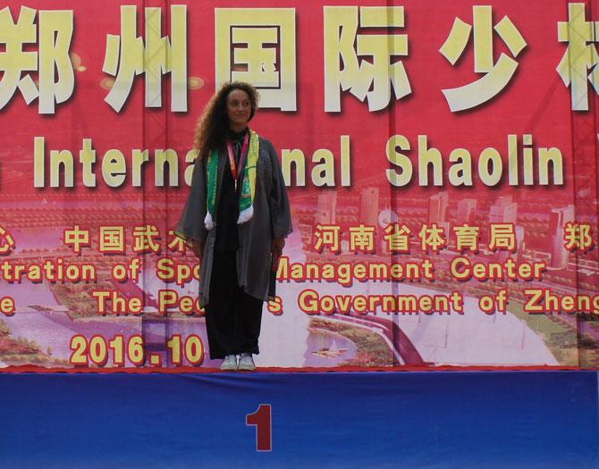International Shaolin Festival, Zhengzhou, October 2017