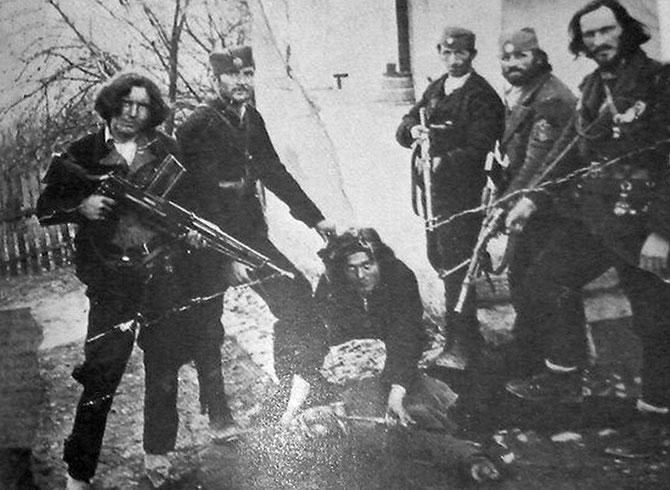 Image result for pokolj hrvata lika 1941