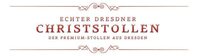 Bild: Echter Dresdner Christstollen
