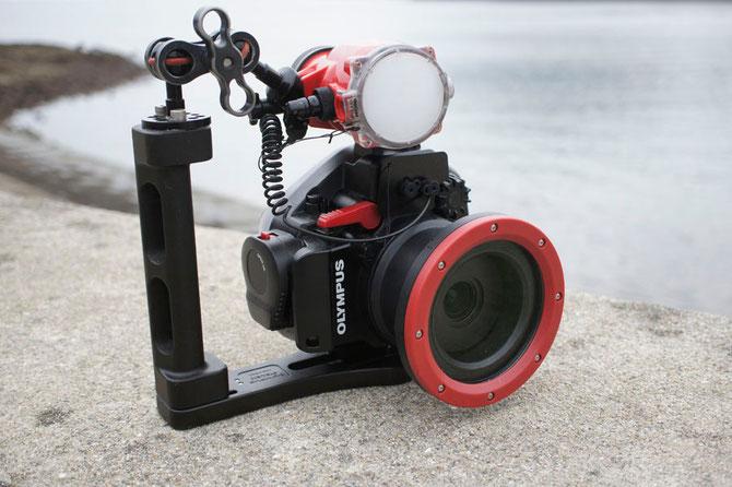 水中写真の基本 オリンパスE-PL6