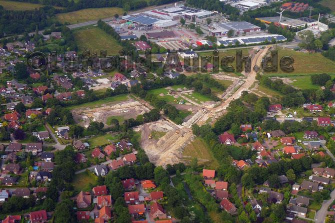 Baugebiet Extum Heiratsweg - Brombeerweg