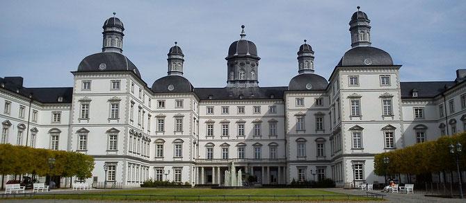 Ansicht Schloss Bensberg