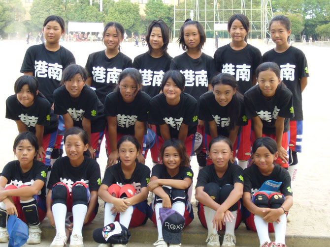 高石ライオンズクラブ会長旗争奪戦 ベスト8 2010/9/12