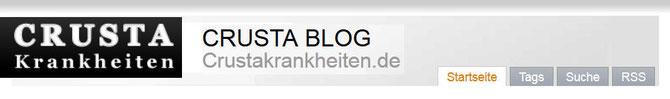 Crusta Blog, News, Garneken, Krebse, Krabben, Schnecken, Krankheiten
