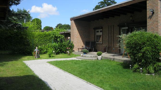 Garten/Sonnenliegen