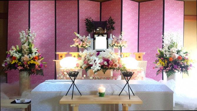 洋風家族葬儀・高知花の葬儀社