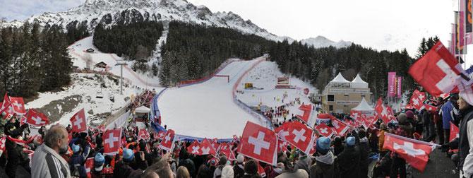 Swisscom kauft kommende Saison weniger VIP-Tickets an Skirennen - wegen der verschärften gesetzlichen Vorschriften.