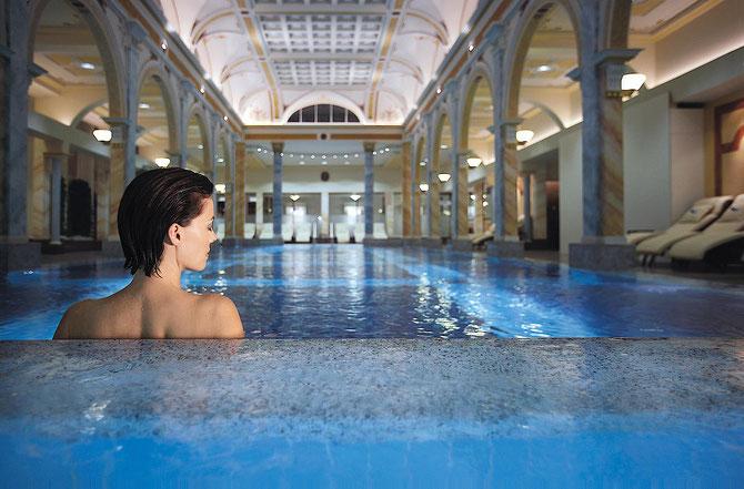 Das Grand Resort Bad Ragaz ist noch Mitglied von Swiss Health.