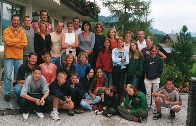 Weißenbach, Sommer 2002