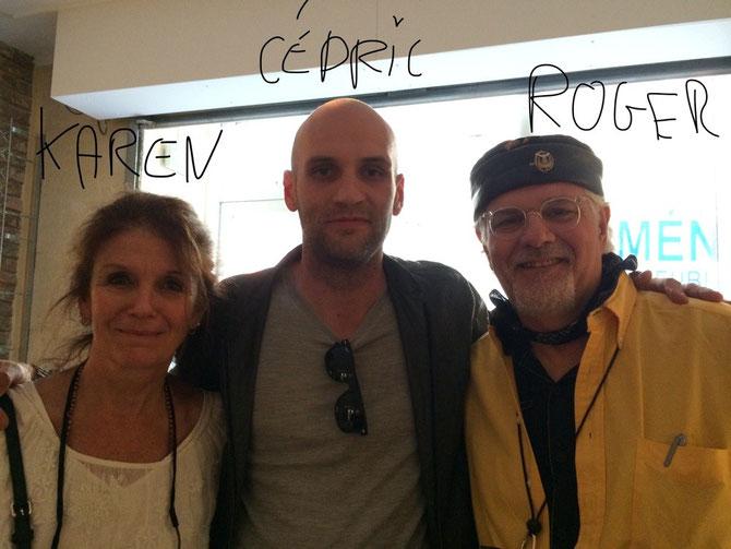 meet Karen Divine and Roger Guetta