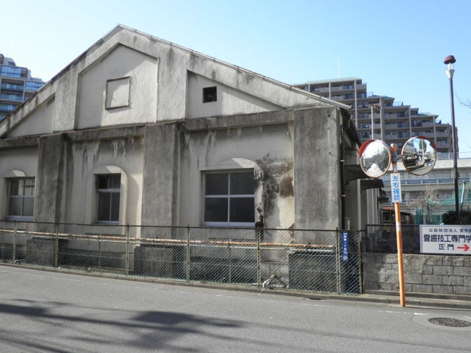 加賀に残る二造時代の稀少な建築物