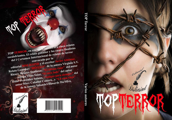 TOP TERROR - Editorial Disliesind Ltd.