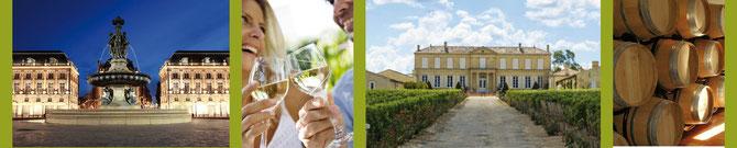 Weinreise nach Bordeux