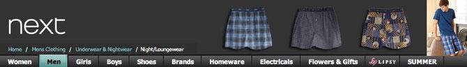next Underwear