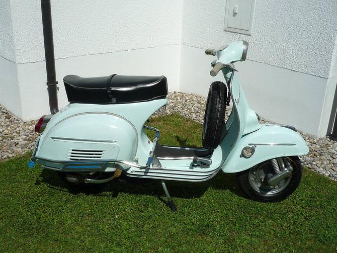 Vespa GT von 1968 im Originalzustand