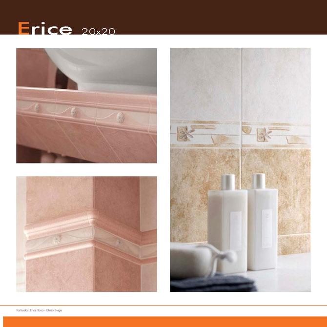 Erice Rosa 20x20